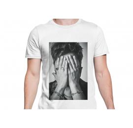 Camiseta blanca Manuel Carrasco