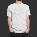 Camiseta blanca Canciones de la Gira